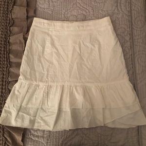 PrettyLittleThing ruffle skirt